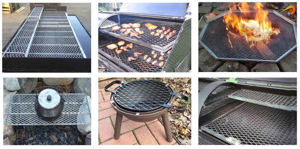 application bbq grill