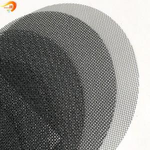 Hot Sale Filter Mesh Sheet / Black Wire Cloth / Filter Mesh